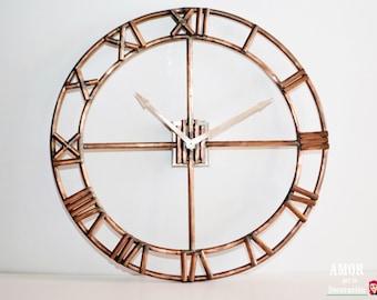 """Wall clock model """"Reuben"""""""