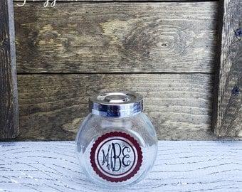 Personalized Mini Jar