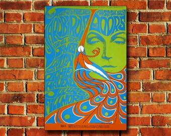 Psychedlic Poster - #0470
