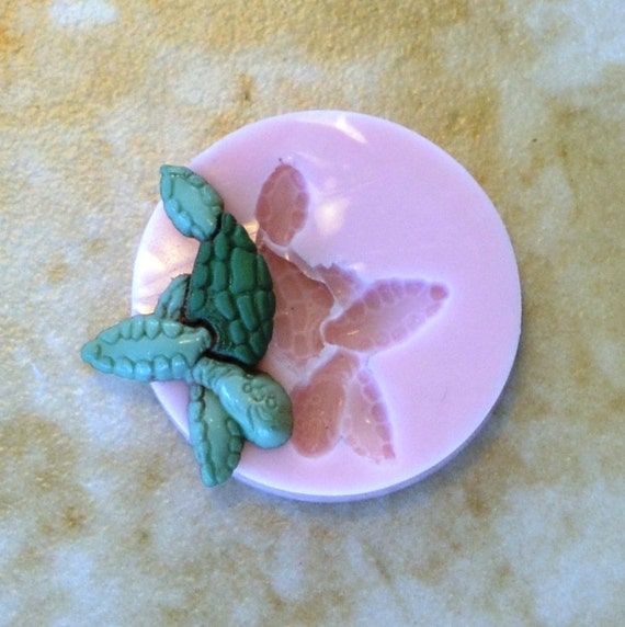 Turtle silicone mold silcone molds cake candy for Silicone fish molds