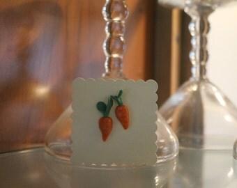 Carrots, Stud Earrings