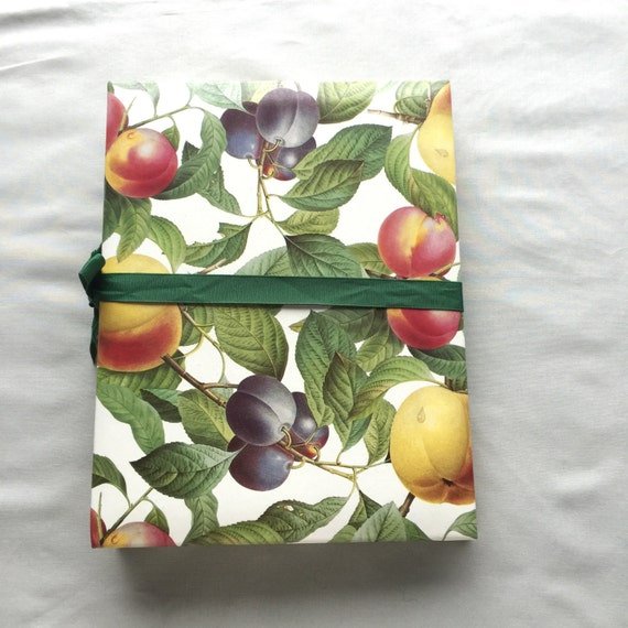 Fruit And Flora Folder Retro Kitchen Decor Vintage