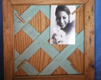 Rustic Distressed Frame.