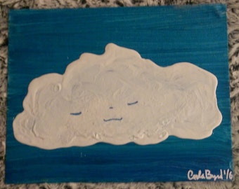 Sleepy Cloud