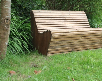 Pine garden furniture