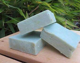 Enchented Garden Soap