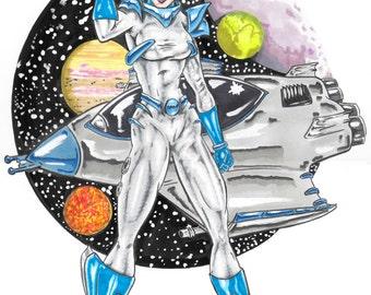 Space Cadet (digital)