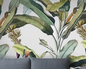 Floral Wall Decals Etsy
