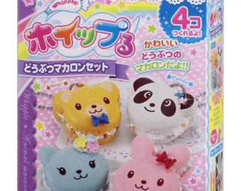 "Whipple Fake Sweets Making Kit,""Whipple animal macaroon set""[B00SAFSXVU]"
