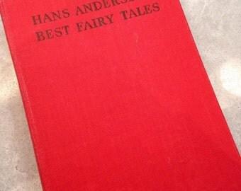 Hans Andersen's Best Fairy Tales