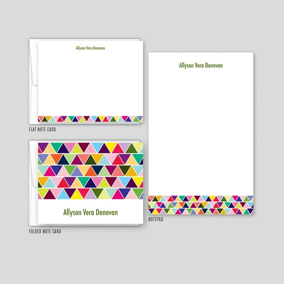 Cute Stationary Personalized Gifts For Girls Preppy