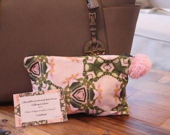 floral Pochette