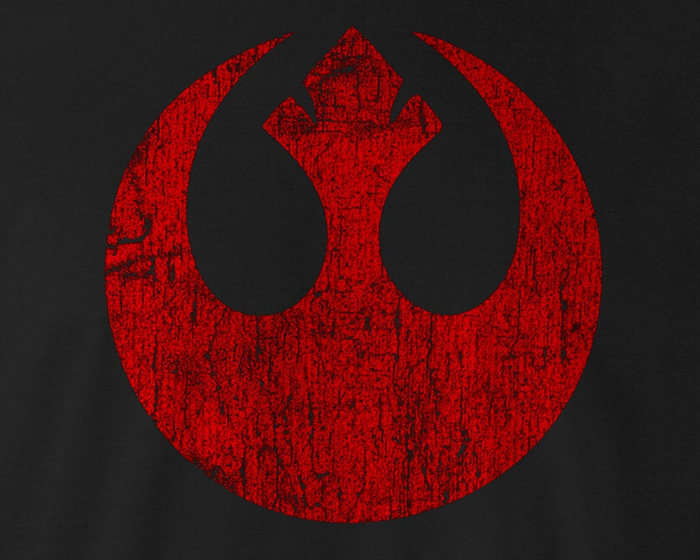 star wars rebel symbol tshirt star wars tshirt star wars