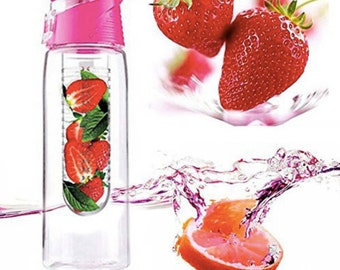 Fruit Infused Bottle of water