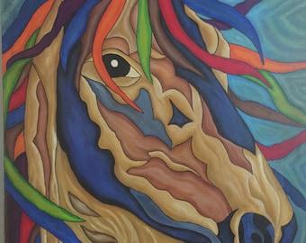 Wild Horse II