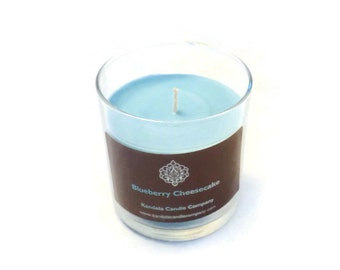 Blueberry cheesecake Scented Candle in 13 oz. Straight Tumbler