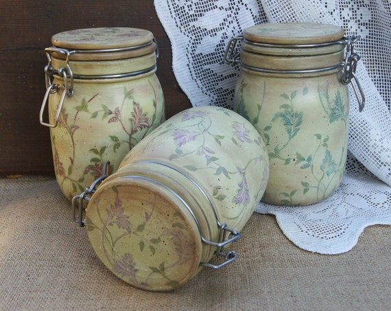 large glass kitchen storage jars glass jar large glass jars set 3 kitchen jar storage jar 8889