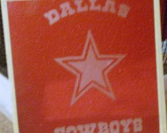 Dallas Cowboys Mirror