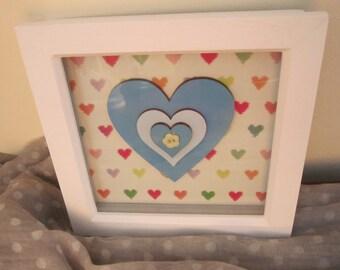 Decorative Heart Frame