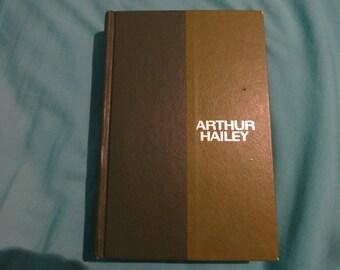 Airport Arthur Hailey Doubleday 1968 classic blockbuster novel