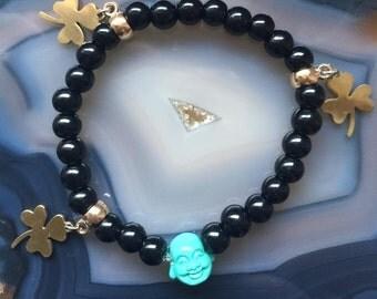 Pearl bracelet BUDDAH