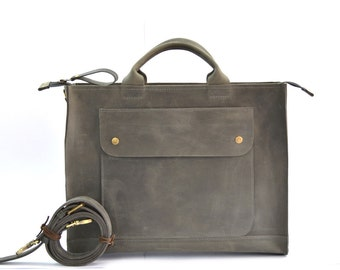 Leather satchel, leather shoulder bag, men leather bag, womens handbag, leather messenger, handbag purse, messenger bag purse, laptop bag