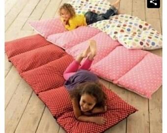 Portable body pillows