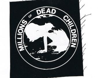 MDC Punk Patch