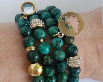 Natural Turquoise Bracelets