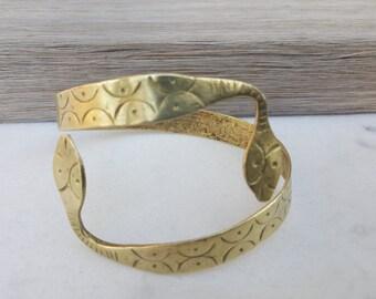 Ethnic arm bracelet