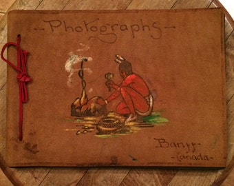 aboriginal, hand made, native art, snap shot book