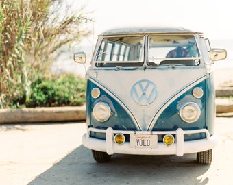 Volkswagen Bus Photo
