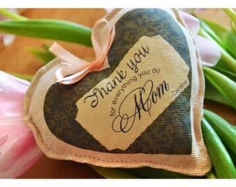 Mother's Day Gift Ideas, Personalized gift, personalised heart,mom gift, Mother's Day Gift, Mother's heart  (HM3)