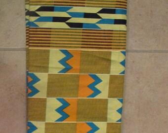 6 yards African wax print