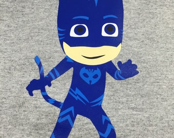 PJ Masks shirt-Cat Boy