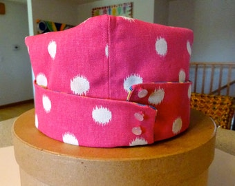 Pink Humble House Hat