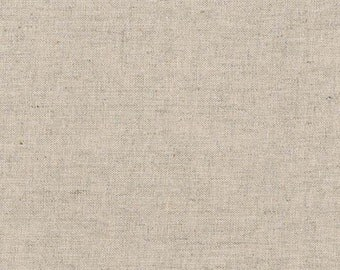 Natural  Linen Fabric, Brussels Washer Linen, Robert Kaufman Fabric, washable linen fabric