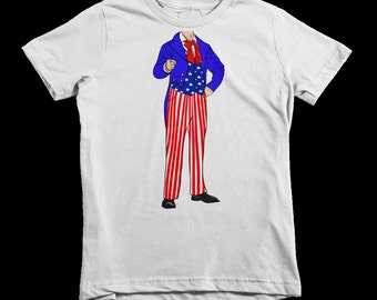 Uncle Sam for Kids