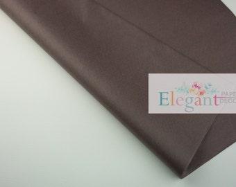 Tissue paper l Brown Tissue paper l diy l gift wrap