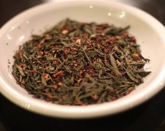 Forest Berry Green Tea (Organic)