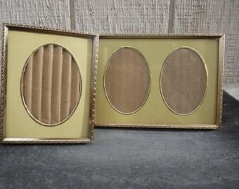 Vintage frame trio
