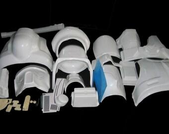 Armor Kit Biker 501