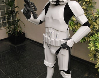 Stormtrooper full SUIT complete ready to wear.