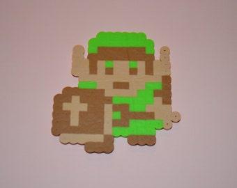 Legend of Zelda - Link Front Facing (Perler Beads)