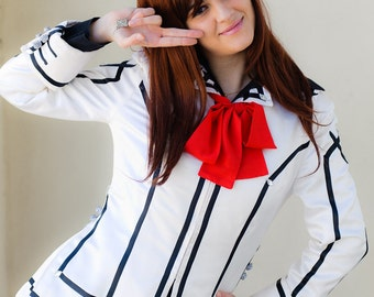 Yuki Cross/Kuran Nightclass Cosplay
