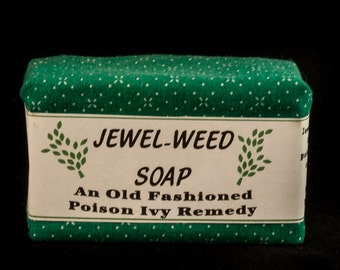 Jewel-weed Soap