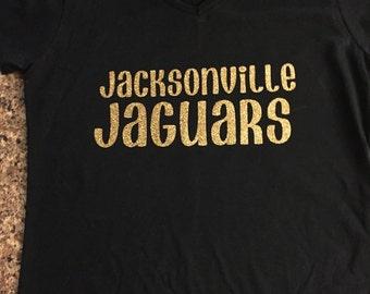 Jacksonville Jaguars - Handmade