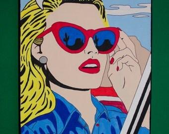 Pop Art Painting