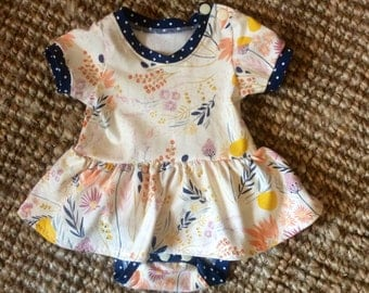 Baby Bodysuit Dress
