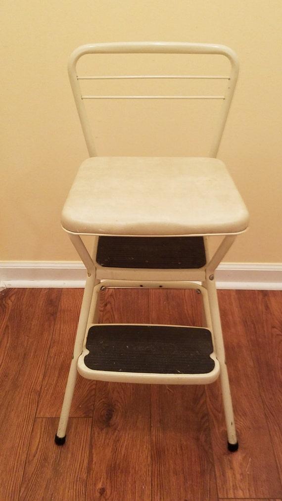 Vintage Cosco Chair Mid Century Cosco Stool Cosco